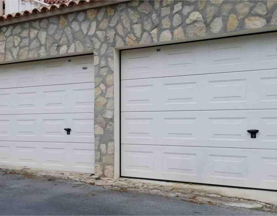puertas enrollables automaticaspersiana para garaje 960x750 - Instalar y reparar persianas para garaje